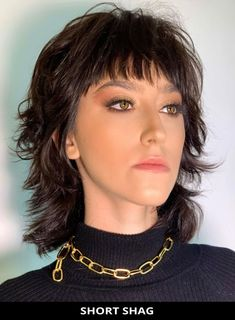 Consider this super-flattering short shag for your next haircut! Simply click here to see the 27 flawless short shag hairstyles for a unique makeover. // Photo Credit: @live_love_dohair on Instagram Short Shag Hairstyles, Latest Hairstyles, Shaggy, Photo Credit, Hair Cuts, Chic, Hair Styles, Unique, Live