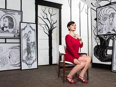 Iconic Women Series – Kristina Griffith