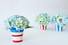 DIY Fourth of July Pots | Darby Smart | Decor