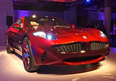 Ladies and Gents, I give you the Fisker Atlantic.
