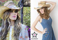 Si aún no te has atrevido con los sombreros, tienes una oportunidad perfecta esta primavera-verano con @namdalay  . Nuestros nuevos sombreros cowgirl se convertirán en tu 'must' favorito de la temporada. Quedan genial con looks estampados pero también para añadir el toque final a un estilismo con prendas denim. ¿No crees? ¿Cómo lo combinarías tú? ¡Cuéntanoslo! #cowvoy #cowgirl #style #sweet #newcolecction #denim #ootd #outfitoftheday #lookoftheday #outfit #fashiongram #instagood…