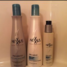 It works well. The conditioner doesn't weigh down my fine hair, yet helps with the frizzle. Reasonable price.