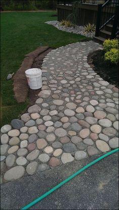180 fabulous garden path and walkway ideas page 13   myblogika.com