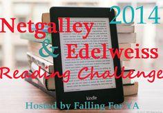 http://www.fallingforya.com/2013/12/2014-netgalley-edelweiss-reading.html  My latest reading challenge.