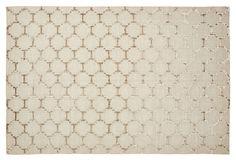 Tucci Flat-Weave Rug, Gray on OneKingsLane.com