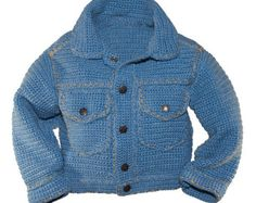Baby Crochet Patterns Baby Boy Crochet por pattydavisdesigns