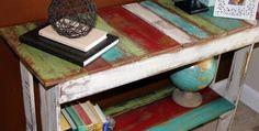 mesa con madera de palets - Buscar con Google