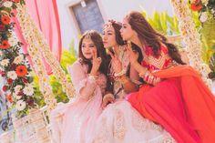 Bridesmaid | bride | Makeup | Weddingplz | Wedding | Bride | Groom | love | Fashion | IndianWedding | Beautiful | Style | Groom | jewellery | photographer | WeddingLehenga | MakeUpArtist