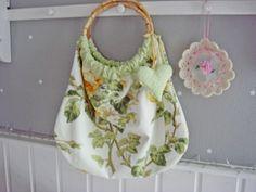 Shopper Laura Ashley Stoff von Sabine´s Finest auf DaWanda.com