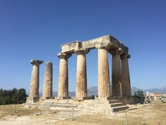 Corynthe, Grèce