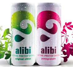 Alibi Energy Drink - Product Review | Fitness Fan Diet Blog