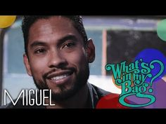 Miguel - What's In My Bag? Miguel Jontel Pimentel (AKA Miguel) goes shopping at Amoeba Music Hollywood.