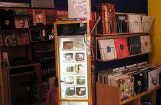 33·45 – records & culture Vinyl Store, 45 Records, Jukebox, Vienna, Dj, Culture