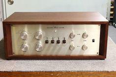 Model 7 marantz image_a Wooden Case, Audio Equipment, Golden Age, Retro, Mini, Awesome, Interior, Model, Vintage