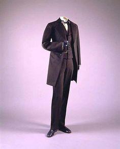 Suit 1867-1868 The Metropolitan Museum of Art - OMG that dress!
