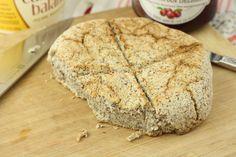 Easy Healthy Yeast Bread (Paleo/Low Carb/Grain Free/Gluten Free/Vegan) - Foodie Fiasco