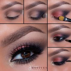 Motives by Loren Ridinger is a trusted name in makeup, skin care, and body care. Shop securely online for your favorite cosmetics and beauty products. Simple Eye Makeup, Eye Makeup Tips, Love Makeup, Diy Makeup, Eyeshadow Makeup, Beauty Makeup, Eyeliner, Makeup Looks, Eyeshadows
