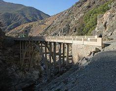 Bridge to Nowhere   Atlas Obscura