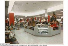 Old David Jones & John Martins photos? Adelaide South Australia, John Martin, David Jones, Rundle Mall, Cities, Department Store, Retro, Vintage, History