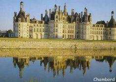 Chateux de Chambord