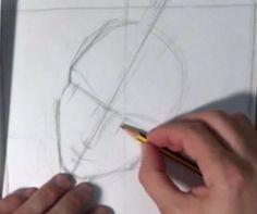 Cómo hacer un retrato a lápiz (Encuadre - Paso 1). Un retrato consiste en dibujar el rostro de una persona. El objetivo principal es que el resultado sea exactamente igual de cómo es en la realidad o en una fotografía. Antiguamente, se retrataba a rey...