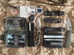 Everyday Carry - London, Great Britain (UK)/Antique Restorer - EDC most days