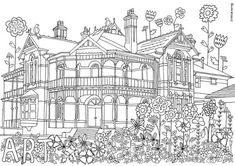 Leading Illustration & Publishing Agency based in London, New York & Marbella. Colouring Pages, Coloring Sheets, Seville, Paper Art, Applique, New York, London, City, Illustration