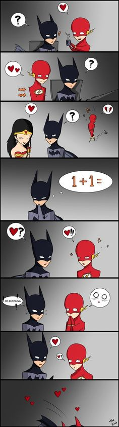 batflash | BatFlash - Confess by Cold-Creature on deviantART