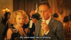 Zelda Fitzgerald in Midnight in Paris Zelda Fitzgerald, F Scott Fitzgerald, Thomas William Hiddleston, Tom Hiddleston Loki, Movie Shots, Movie Tv, Midnight In Paris, Paris Movie, Paris Quotes