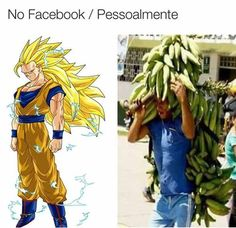 A mágica do Facebook