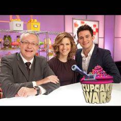 Cupcake Wars - my favorite show!