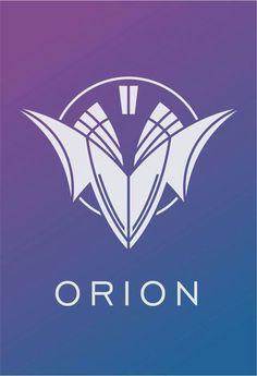The Orion flag symbol.