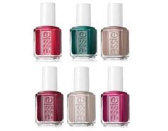 Essie Fall Stylenomics Collections