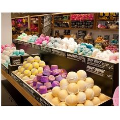 LUSH!!! Ever go in and think it smells strong? You can use that. Take your fav bubble bath ball, break it into pieces, then hide it around the house. Everywhere the bubble ball pieces are will smell AMAZING! Just be sure plastic or glass is underneath. It will color fabric. :)