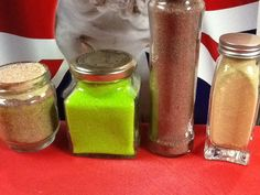 Sucre coloré maison - Les Délices de Sandstyle