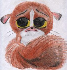 Cute Fuzzy Madagascar Thingy by ChazyChaz.deviantart.com on @deviantART