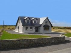 New 4 Bedroom Dormer Bungalow for sale, Patch Glenamaddy Galway. http://www.topcomhomes.com/ireland-property-for-sale