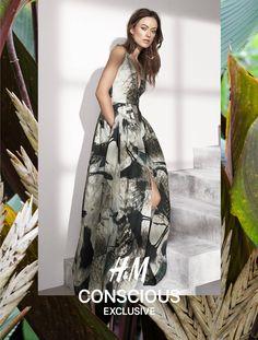 ¡Lanzamiento mundial hoy! Olivia Wilde para H&M Conscious Exclusive