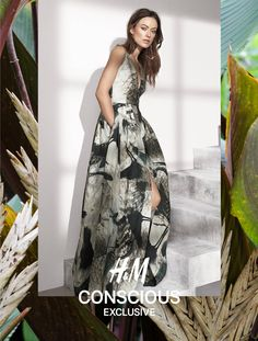 H&M: Worldwide launch today! Olivia Wilde for H&M Conscious Exclusive | Milled