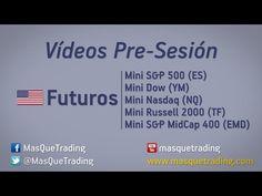 MasQueTrading - Siguen los largos en el Mini S&P500 y demás índices de EE.UU. sin fisuras