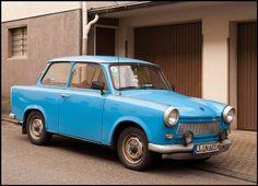 1963 Trabant 601 ...