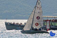 """""""Centomiglia"""" - Internationale Segelregatta der Spitzenklasse   www.sport-photo.at Sports Photos, Building, Travel, Pictures, Photo Mural, Lake Garda, Water, Landscape, Summer"""