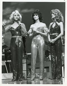 Barbara Mandrell & the Mandrell Sisters Show--oh my gosh remember this show?