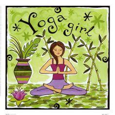 Mmmm...love my yoga