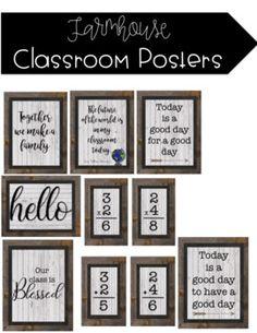 138 best farmhouse classroom images cottages farmhouse alphabet rh pinterest com