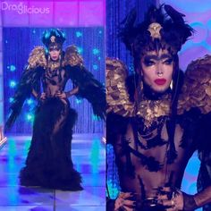 S10E03   Runway   Feathers – Draglicious