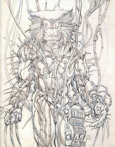 Unpublished Weapon X cover Penciled by Barry Windsor-Smith Comic Book Pages, Comic Book Artists, Comic Book Covers, Comic Artist, Comic Books Art, Wolverine Art, Logan Wolverine, Wallpaper Cars, Hq Marvel