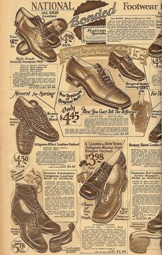 1929 Men's Shoes