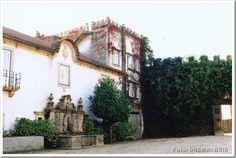 Casa e Quinta de Dinis de Cima - Couto (Santa Cristina) - Santo Tirso