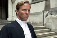 Rupert Penry-Jones in the PBS series Whitechapel